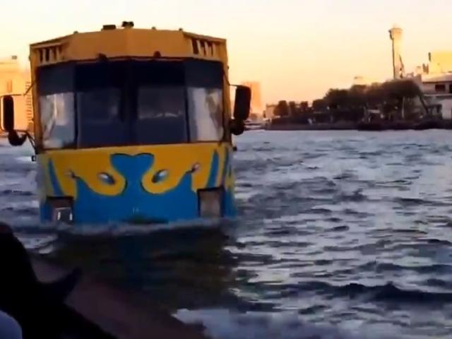 """""""Речной трамвайчик"""" протаранил судно и уплыл в закат"""