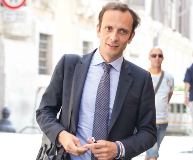 Итальянский политик, который выступал против обязательной вакцинации, был госпитализирован с ветрянкой