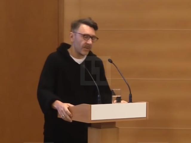 Сергей Шнуров выступил на совете по культуре в Госдуме