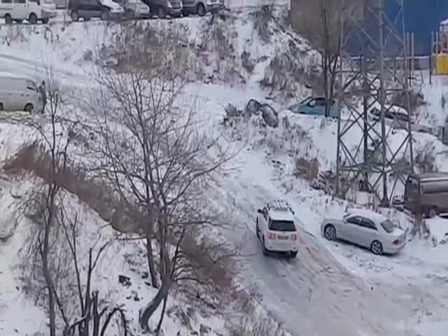 """Весна"" во Владивостоке"