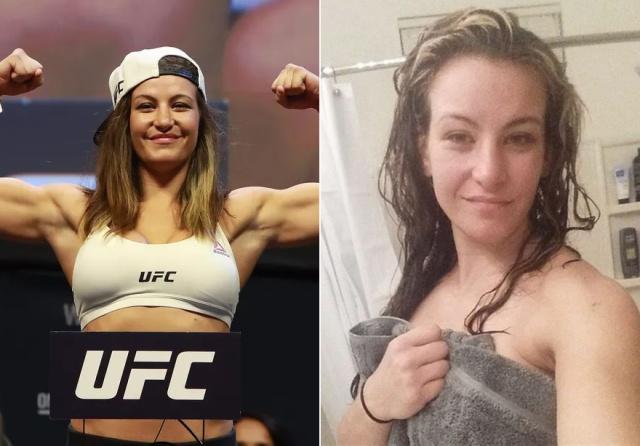 Хакеры слили украденные фото звезды UFC Миши Тейт (9 фото)