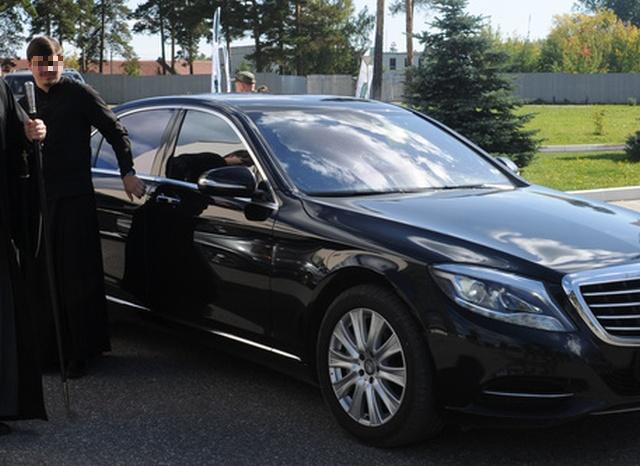 Саратовский митрополит Лонгин пояснил, почему дорогие автомобили - необходимый атрибут священника (фото + видео)