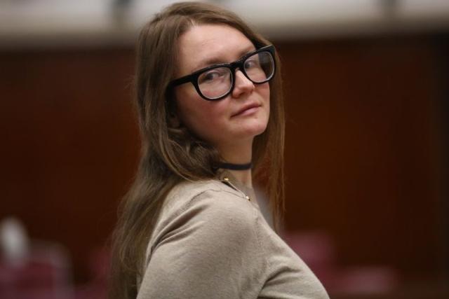 В США состоялся суд по делу Анны Сорокиной, которая притворялась богатой наследницей (8 фото)