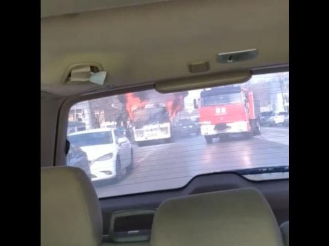 """""""Горячее"""" утро в Самаре"""