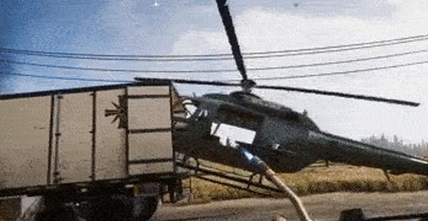Странная игровая физика (16 гифок)