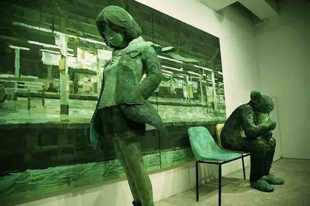 Трехмерные работы японского художника Шинтаро Охата (15 фото)