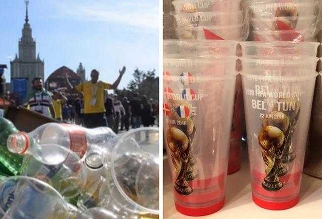 Что можно сделать из пластиковых стаканчиков? (6 фото)