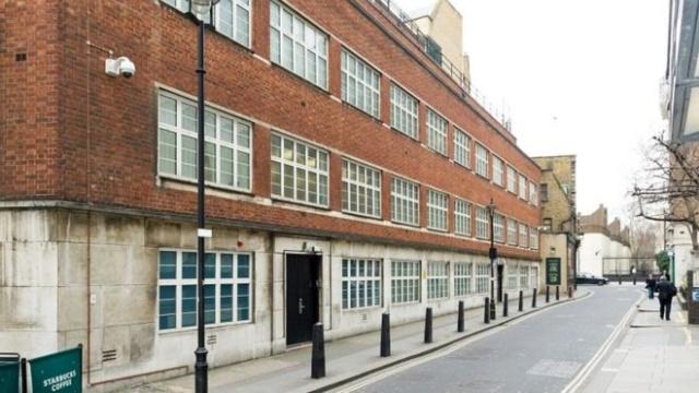 Вы бы никогда не догадались, что находилось внутри этого здания в Лондоне (7 фото)