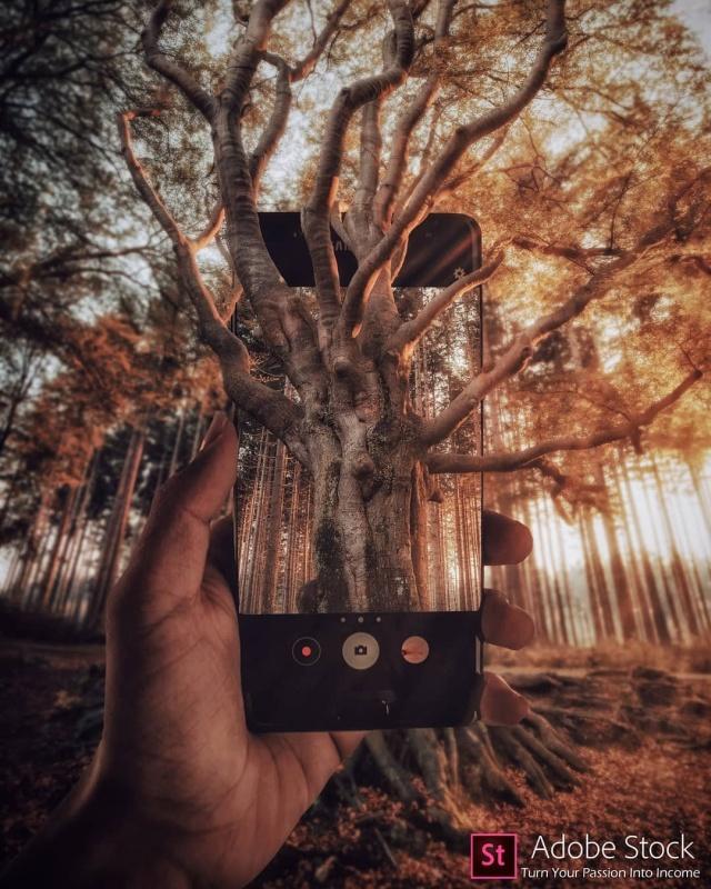 Удивительные фотоманипуляции от Херри Сусанто (36 фото)