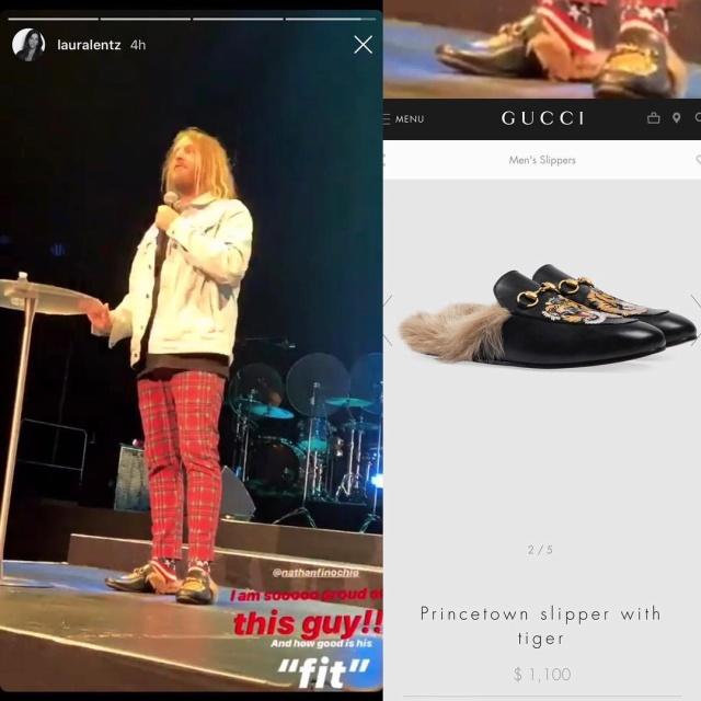 Столько стоят брендовые кроссовки священников и проповедников? (10 фото)