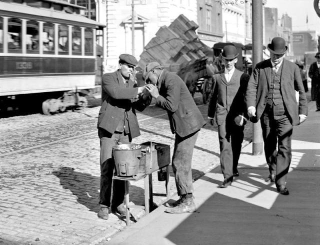 Винтажная Америка на архивных снимках (20 фото)