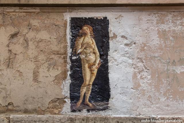 Сколько стоит защитить и сохранить граффити на стенах Санкт-Петербурга? (3 фото + видео)