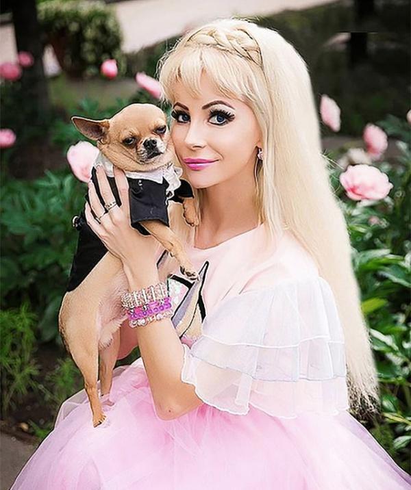 Татьяна Тузова - русская кукла Барби (22 фото)