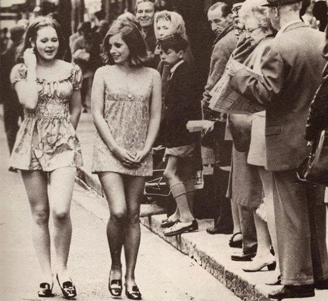 Архивные фотографии и интересные моменты из прошлого (25 фото)
