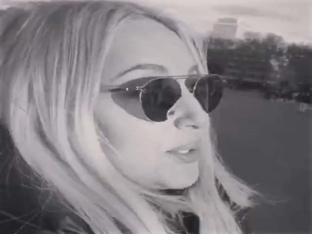"""Лера Кудрявцева рассказала о """"впечатлениях"""" от посещения Букингемского дворца"""
