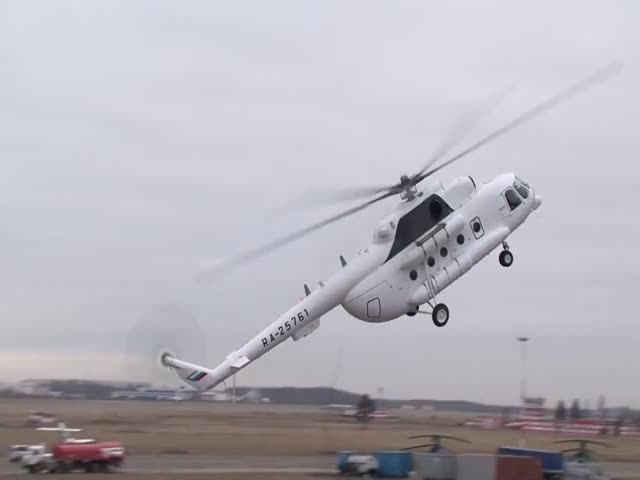 Высший пилотаж в управлении вертолетом