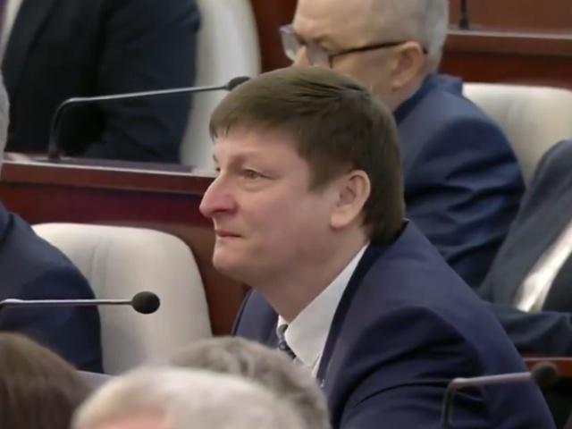 Бесценная реакция историка Игоря Марзалюка на выступление Александра Лукашенко