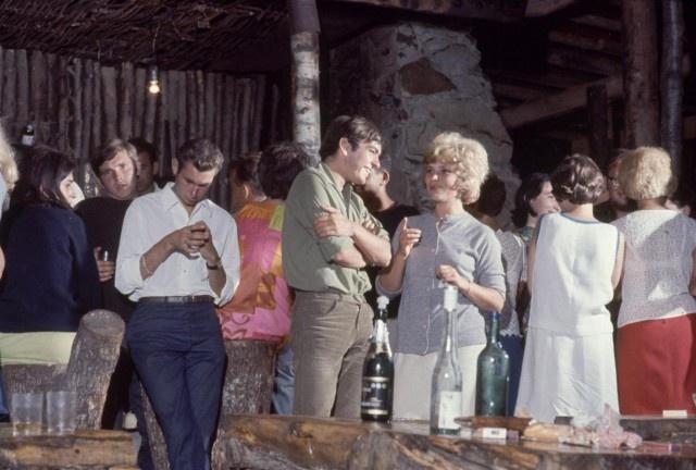 Сочи 1967 года в объективе американского фотографа Билла Эпприджа (19 фото)