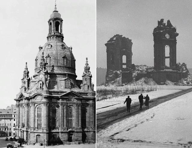Почему немцы удивляются массовой истерии по поводу Собора Парижской Богоматери? (6 фото)