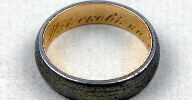 Необычное кольцо, проданное на аукционе за огромную сумму (3 фото)