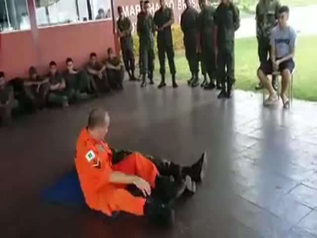 Как эвакуировать раненного товарища, который без сознания