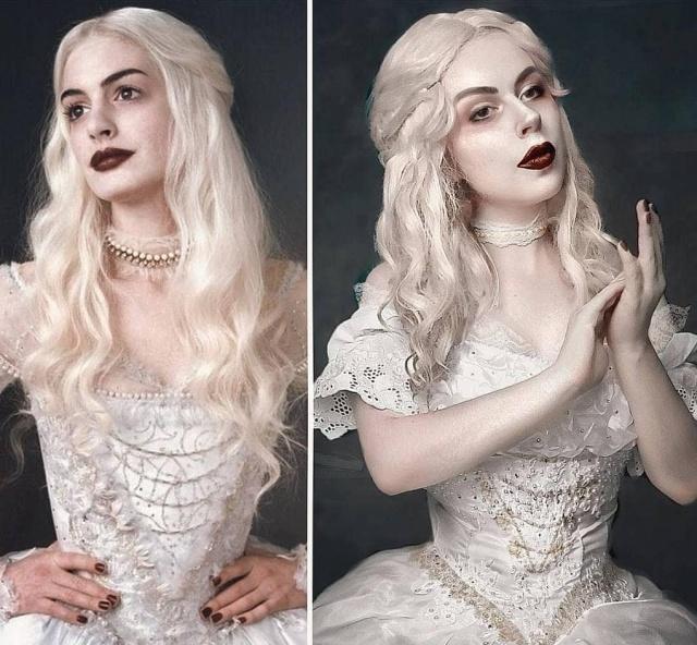 Российская косплеерша Юлия Гудкова удивляет своими образами (15 фото)