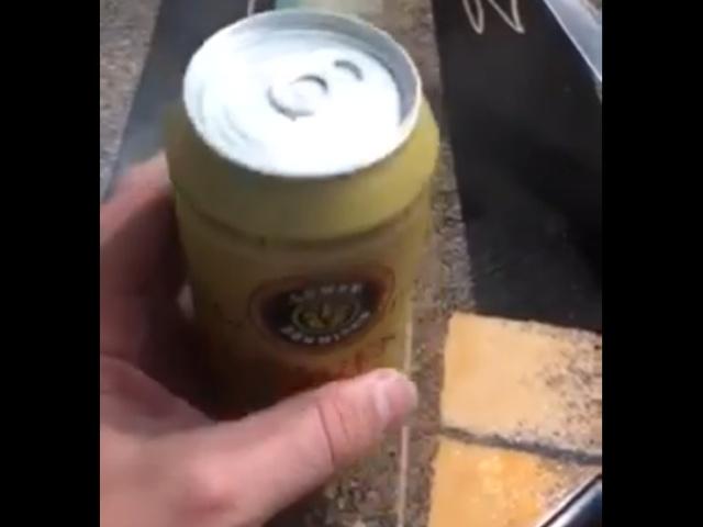 Хотел выпить немецкого пива...