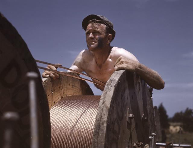 Винтажная Америка на архивных снимках (25 фото)