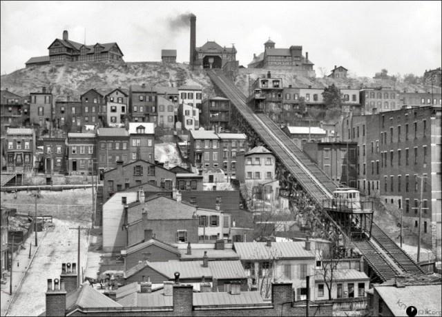Архивные кадры и моменты из прошлого (25 фото)