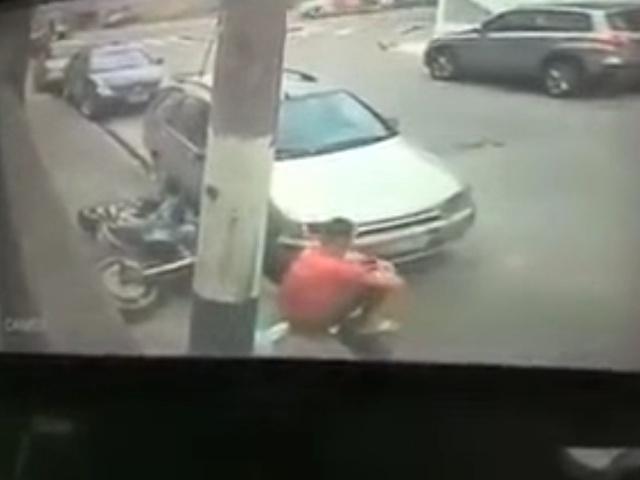 Мастер маскировки смог уйти от полицейской погони
