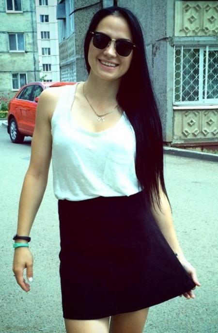Элина Митрофанова - самая красивая хоккеистка РФ (13 фото)