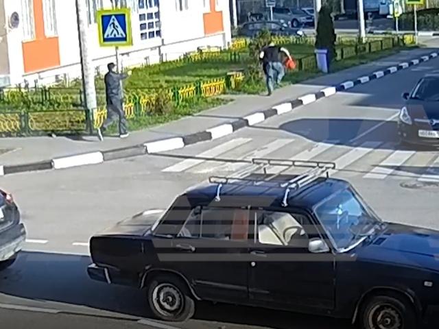 В Балашихе киллер напал на бизнесмена