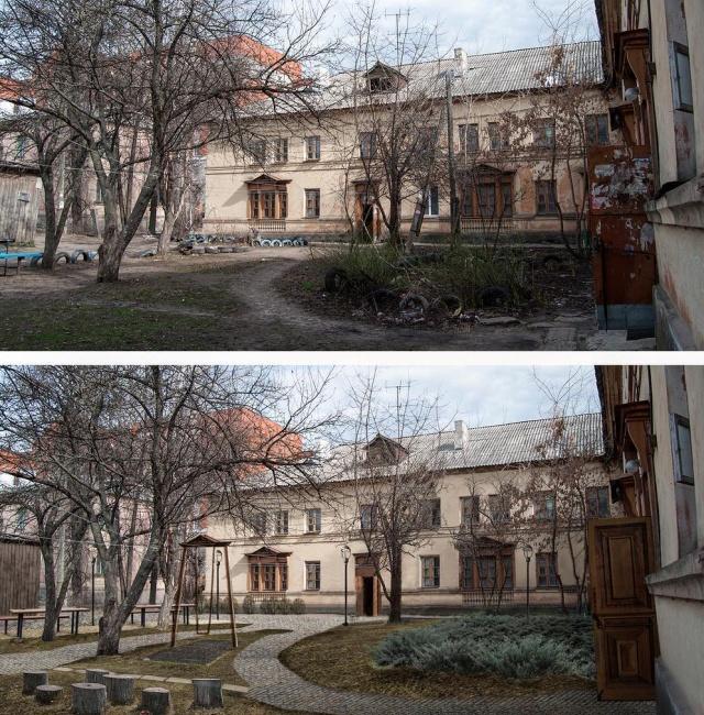 Как могла бы выглядеть российская глубинка по мнению архитектора Алексея Новикова (14 фото)