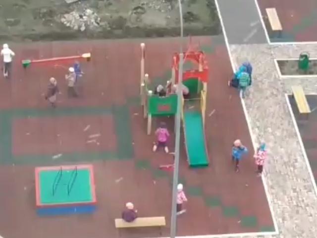 Следственный комитет Красноярска проводит проверку по факту драки детей в детском саду