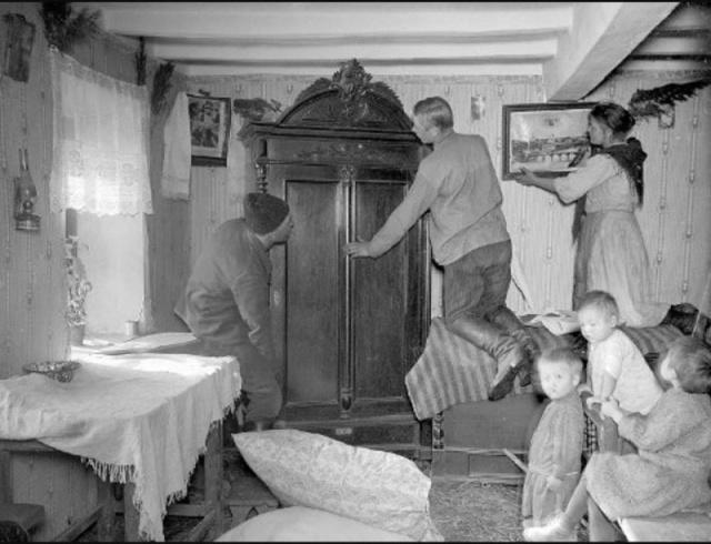 Архивные кадры и моменты из прошлого (20 фото)