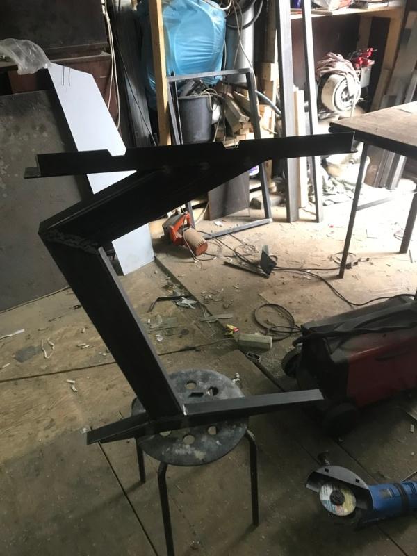 Геймерский стол со встроенным компьютером своими руками (26 фото)