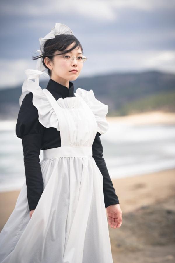 Японский косплей на День горничной (25 фото)
