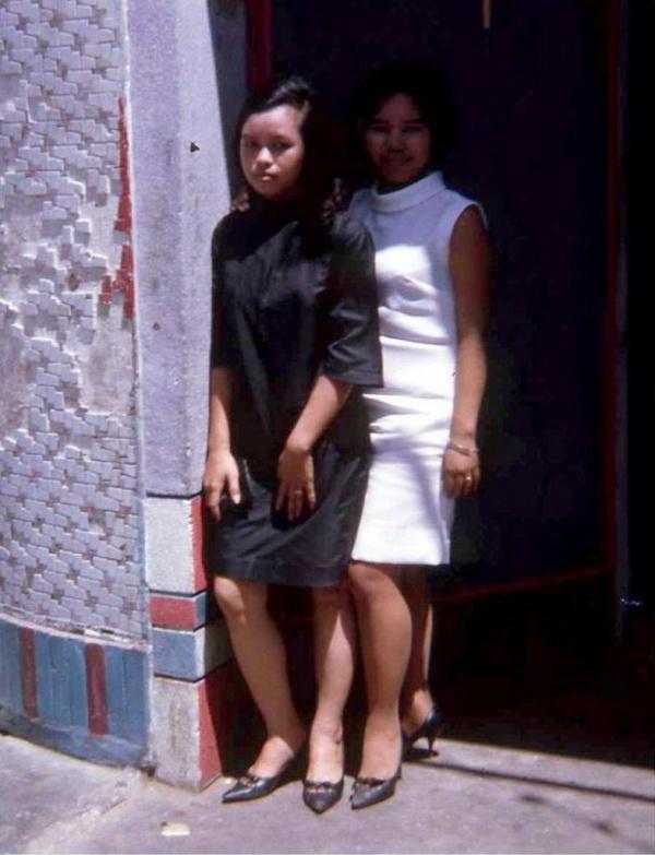 Проститутки времен Вьетнамской войны (24 фото)