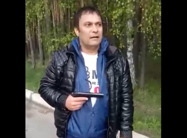 """Житель Урала устроил стрельбу и пожелал """"всех благ"""" воровскому миру"""