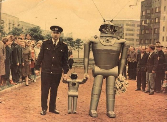 Архивные фотографии и интересные кадры из прошлого (20 фото)