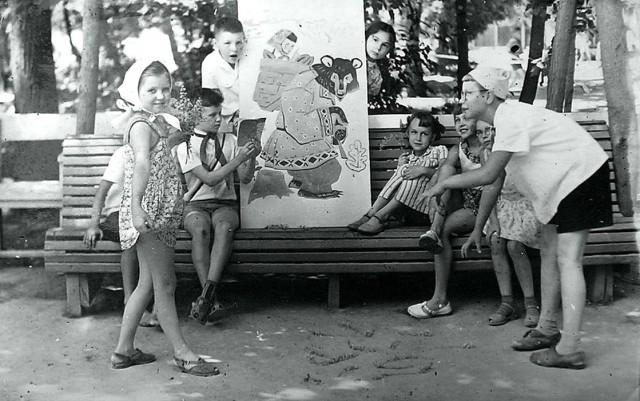 Ретро-снимки и моменты из прошлого (25 фото)