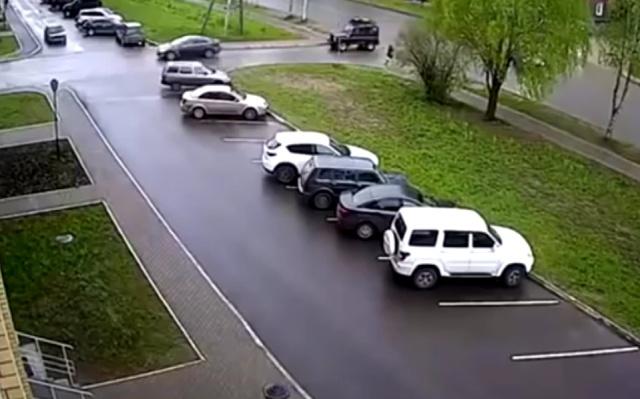 """""""Они же дети"""": устроили аварию и сбежали с места ДТП"""