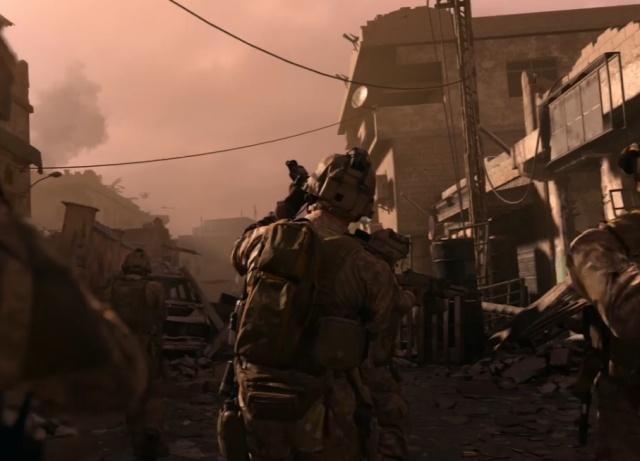 "Официальный трейлер ""Call of Duty: Modern Warfare"""