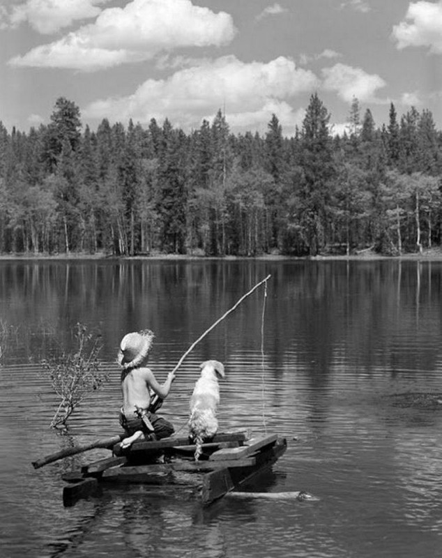 Интересные архивные фотографии (25 фото)