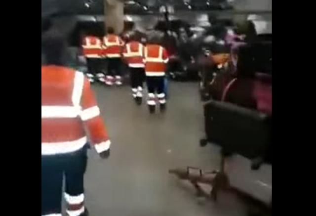 """Ничего необычного, просто """"эффективный"""" менеджмент в аэропорту Шереметьево"""