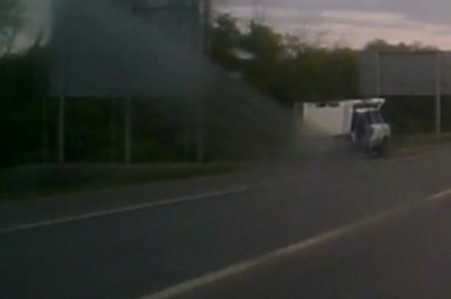 Водительская взаимовыручка на дороге