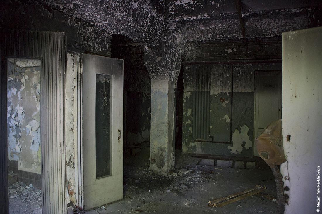 Мародерство в Чернобыльской зоне отчуждения (36 фото)