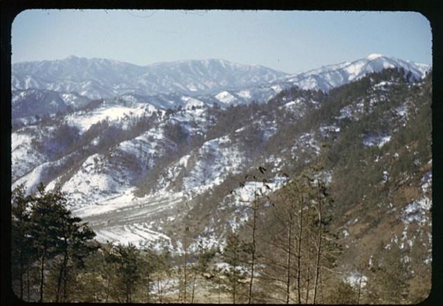 Подборка фотографий, сделанных американскими солдатами в Корее 52-53 годов (100 фото)