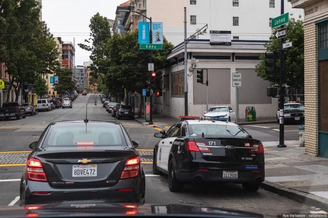 Гетто в Сан-Франциско глазами жителей (48 фото)