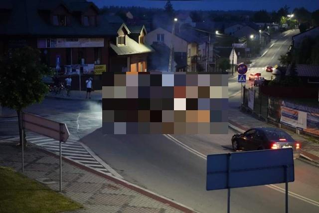 Пьяный водитель устроил покатушки на танке Т-55 по польскому городу (4 фото + 2 видео)